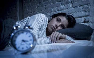 Transtornos do sono: causas e consequências